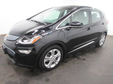 2017 Chevrolet Bolt EV for sale at Automotive Connection in Fairfield OH