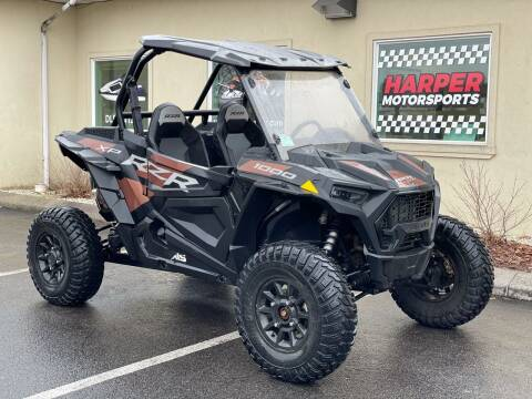 2021 Polaris RZR 1000 XP for sale at Harper Motorsports-Powersports in Post Falls ID