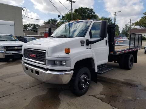 2003 GMC C4500 for sale at Madison Motor Sales in Madison Heights MI