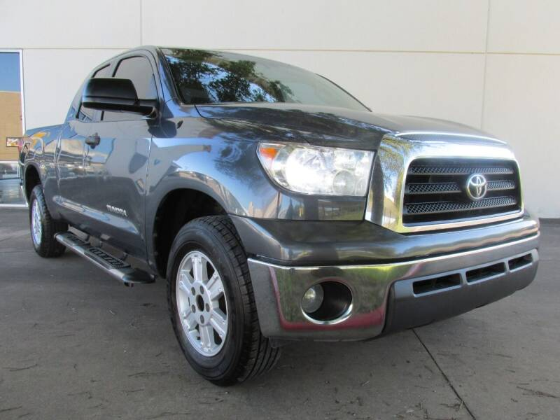 2007 Toyota Tundra for sale at QUALITY MOTORCARS in Richmond TX