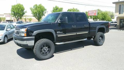 2007 Chevrolet Silverado 2500HD Classic for sale at 509 Auto Sales in Kennewick WA