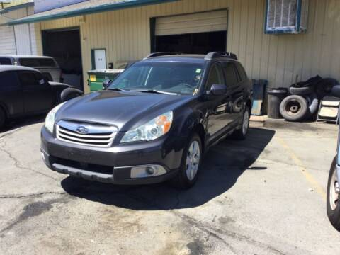 2011 Subaru Outback for sale at Small Car Motors in Carson City NV