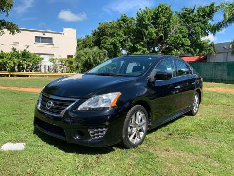 2014 Nissan Sentra for sale at Florida Automobile Outlet in Miami FL