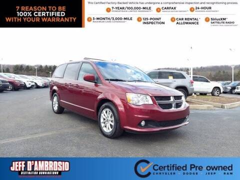 2019 Dodge Grand Caravan for sale at Jeff D'Ambrosio Auto Group in Downingtown PA