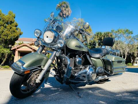 2009 Harley Davidson Road King for sale at PennSpeed in New Smyrna Beach FL