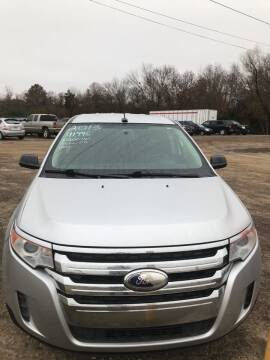 2013 Ford Edge for sale at CAR CORNER in Van Buren AR