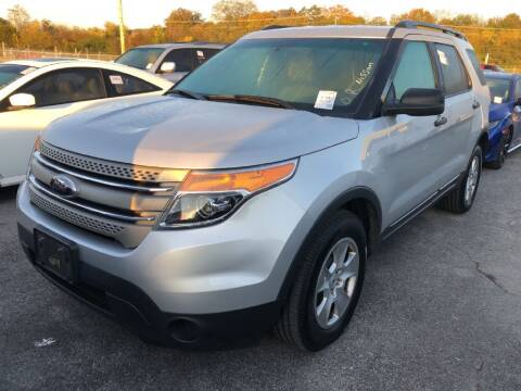 2014 Ford Explorer for sale at Thompson Auto Sales Inc in Knoxville TN