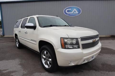 2008 Chevrolet Suburban for sale at City Auto in Murfreesboro TN