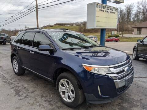 2011 Ford Edge for sale at Route 22 Autos in Zanesville OH
