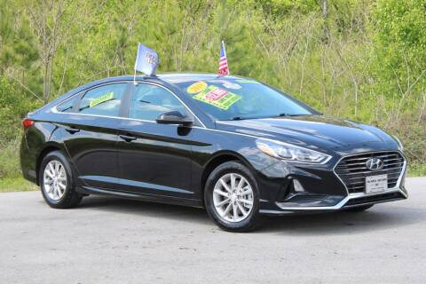 2018 Hyundai Sonata for sale at McMinn Motors Inc in Athens TN