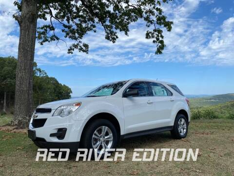 2014 Chevrolet Equinox for sale at RED RIVER DODGE - Red River of Malvern in Malvern AR