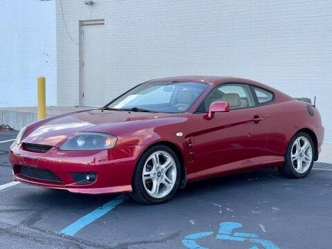 2006 Hyundai Tiburon for sale at Carland Auto Sales INC. in Portsmouth VA