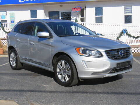 2017 Volvo XC60 for sale at Colbert's Auto Outlet in Hickory NC