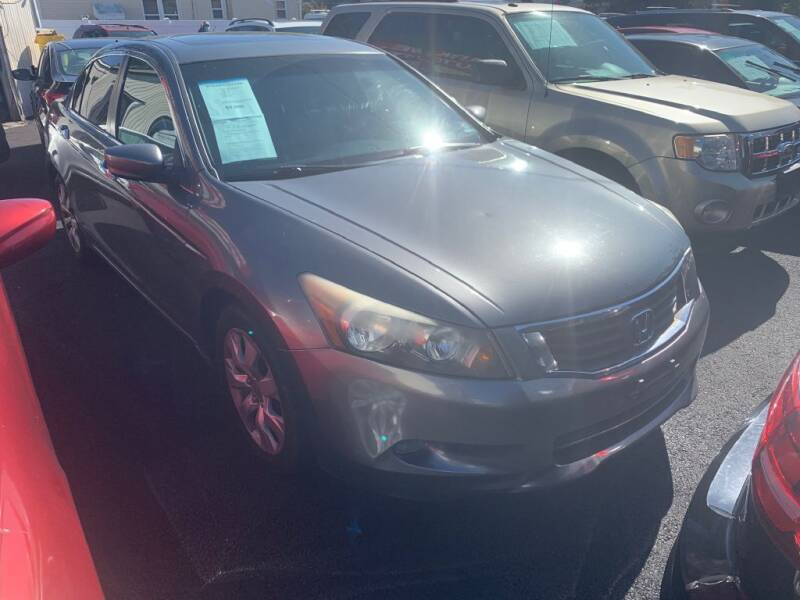 2009 Honda Accord for sale at Park Avenue Auto Lot Inc in Linden NJ