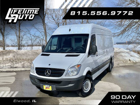 2013 Mercedes-Benz Sprinter Cargo for sale at Lifetime Auto in Elwood IL