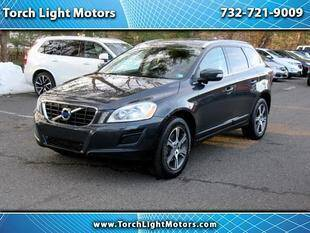 2012 Volvo XC60 for sale at Torch Light Motors in Parlin NJ