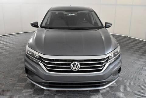 2021 Volkswagen Passat for sale at Southern Auto Solutions-Jim Ellis Volkswagen Atlan in Marietta GA