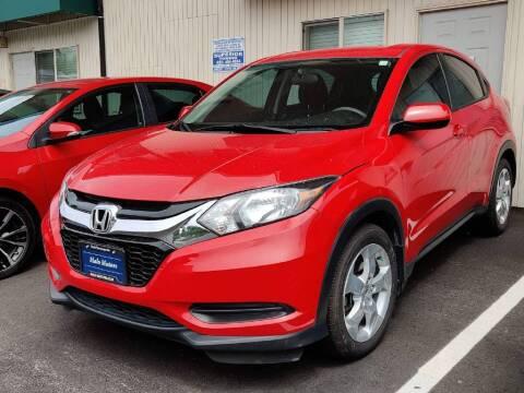 2016 Honda HR-V for sale at Halo Motors in Bellevue WA