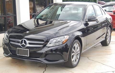 2017 Mercedes-Benz C-Class for sale at Avi Auto Sales Inc in Magnolia NJ
