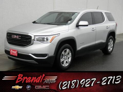2017 GMC Acadia for sale at Brandl GM in Aitkin MN
