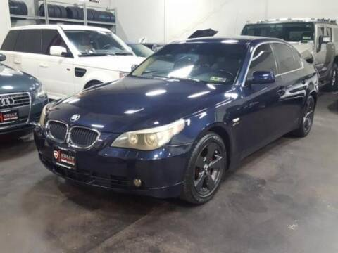 2006 BMW 5 Series for sale at Cj king of car loans/JJ's Best Auto Sales in Troy MI
