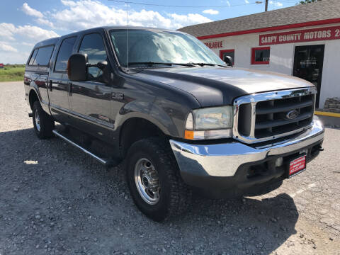 2004 Ford F-250 Super Duty for sale at Sarpy County Motors in Springfield NE