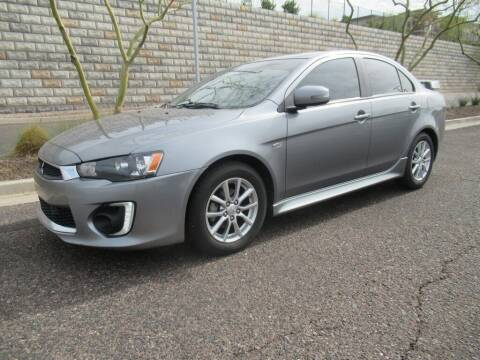 2016 Mitsubishi Lancer for sale at AUTO HOUSE TEMPE in Tempe AZ