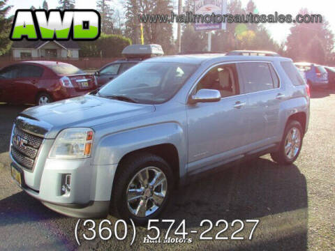 2014 GMC Terrain for sale at Hall Motors LLC in Vancouver WA