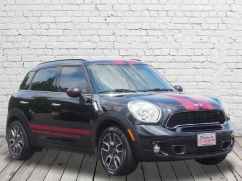 2012 MINI Cooper Countryman for sale at PHIL SMITH AUTOMOTIVE GROUP - Manager's Specials in Lighthouse Point FL