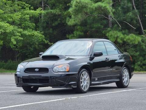 2005 Subaru Impreza for sale at United Auto Gallery in Suwanee GA