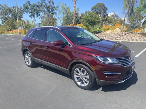 2018 Lincoln MKC for sale at CAS in San Diego CA