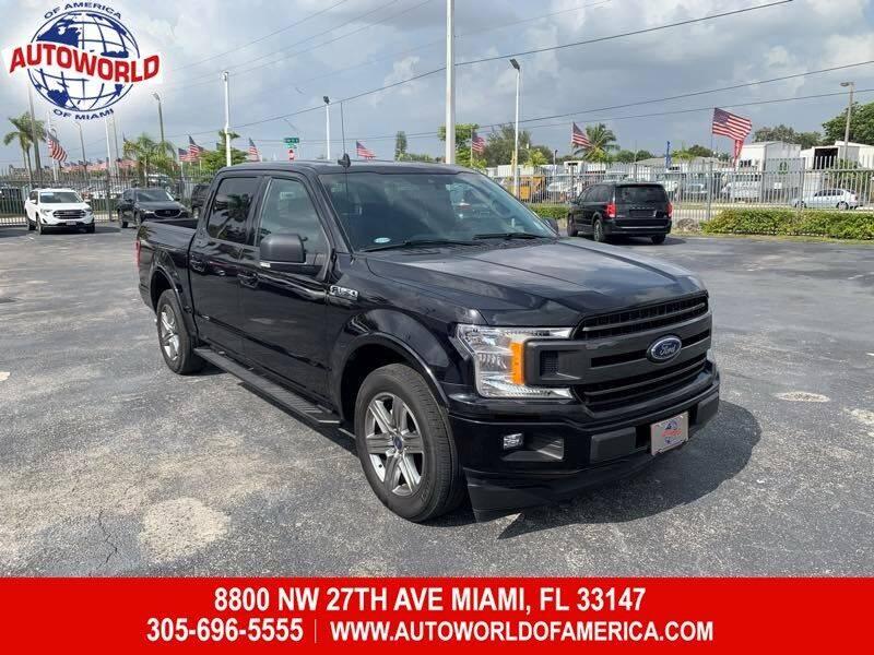 2019 Ford F-150 for sale in Miami, FL