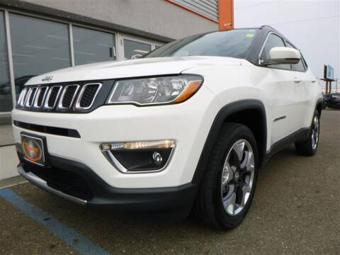 2019 Jeep Compass for sale at Torgerson Auto Center in Bismarck ND