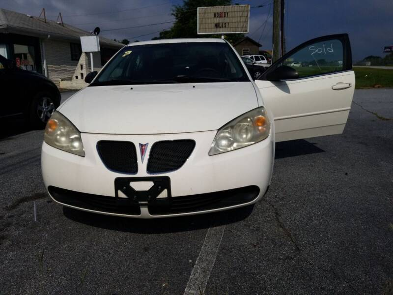 2007 Pontiac G6 for sale at 5 Starr Auto in Conyers GA