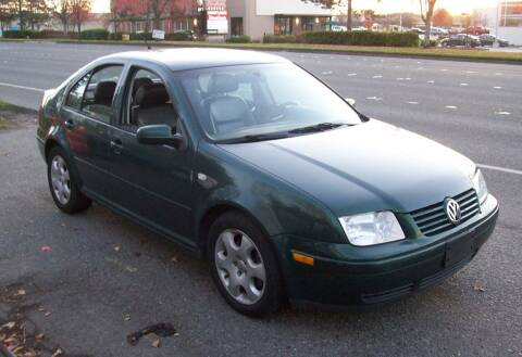2001 Volkswagen Jetta for sale at Main Street Motors in Bellingham WA