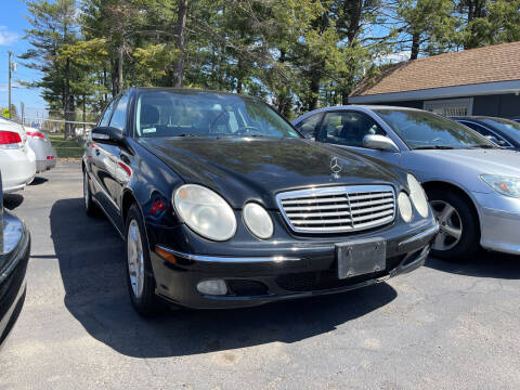 2005 Mercedes-Benz E-Class for sale at Choice Motor Car in Plainville CT