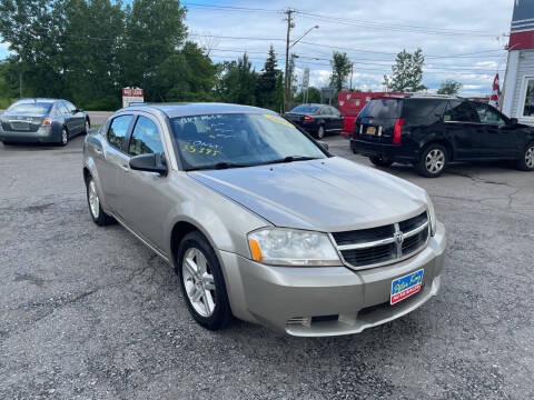 2008 Dodge Avenger for sale at Peter Kay Auto Sales in Alden NY