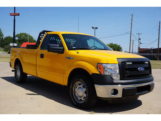 2014 Ford F-150 for sale at Autosource in Sand Springs OK