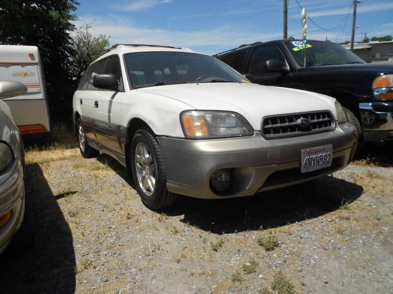 2003 Subaru Outback for sale at Mountain Auto in Jackson CA