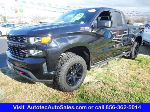 2019 Chevrolet Silverado 1500 for sale at Autotec Auto Sales in Vineland NJ