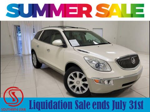 2012 Buick Enclave for sale at Southern Star Automotive, Inc. in Duluth GA