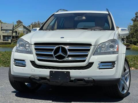 2010 Mercedes-Benz GL-Class for sale at Continental Car Sales in San Mateo CA