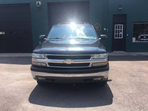 2004 Chevrolet Suburban for sale at Last Frontier Inc in Blairstown NJ