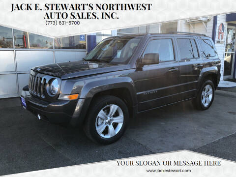 2014 Jeep Patriot for sale at Jack E. Stewart's Northwest Auto Sales, Inc. in Chicago IL