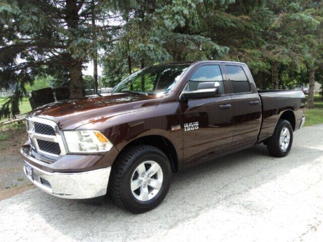 2014 RAM Ram Pickup 1500 for sale at HUSHER CAR COMPANY in Caledonia WI