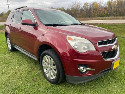 2011 Chevrolet Equinox for sale at Sunshine Auto Sales in Menasha WI