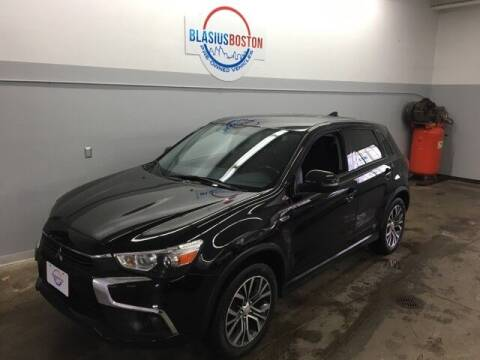 2017 Mitsubishi Outlander Sport for sale at WCG Enterprises in Holliston MA