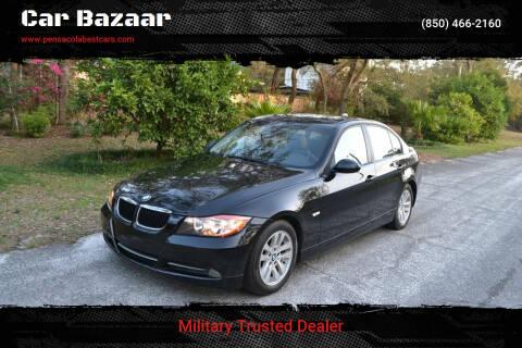 2008 BMW 3 Series for sale at Car Bazaar in Pensacola FL