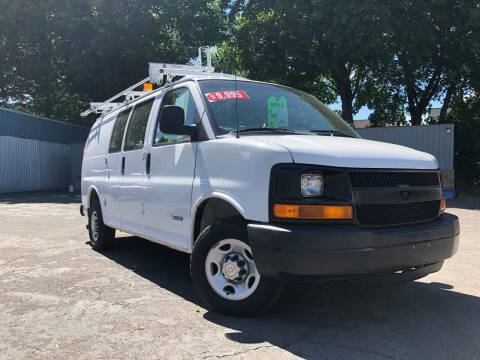 2006 Chevrolet Express Cargo for sale at Affordable Cars in Kingston NY