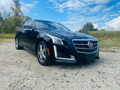 2014 Cadillac CTS for sale at Best For Less Auto Sales & Service LLC in Dunbar PA